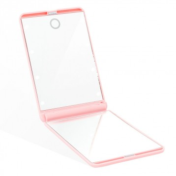 Зеркало с подсветкой TouchUp Dimmable LED Compact Mirror