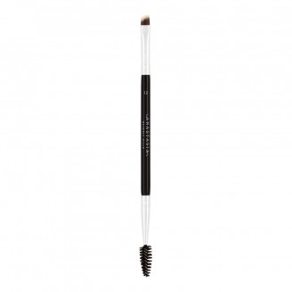 Кисть для бровей DUO BRUSH #12