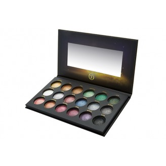 Палетка запечённых теней BH Cosmetics Supernova - 18 Color Baked Eyeshadow Palette