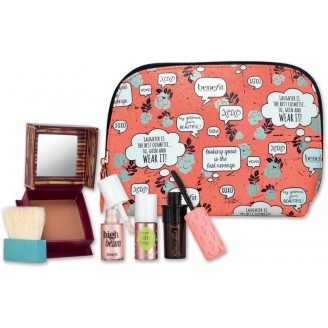 "Набор Benefit Cosmetics Sun Kinda Wonderful ""Highlighting & Bronzing Set"""