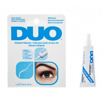 Клей для ресниц Duo Striplash Adhesive White Clear