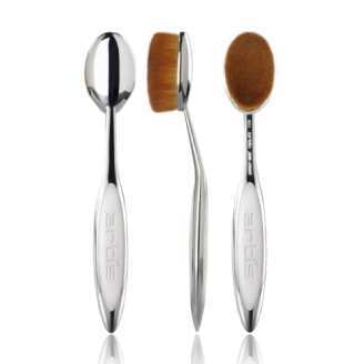 Кисть-щётка ARTIS BRUSH Oval 7 Elite Mirror Collection
