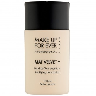 Матирующий тональный крем Make Up For Ever Mat Velvet + Matifying Foundation