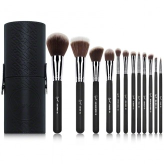 Набор кистей Sigma Essential Brush Kit - Mr. Bunny