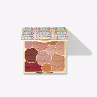 Палетка теней Tarte Limited-Edition Buried Treasure Eyeshadow Palette - Rainforest of the Sea™ Collection