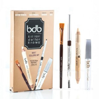 Набор для бровей Billion Dollar Brows The Best Sellers Kit - Complete Brow Tools