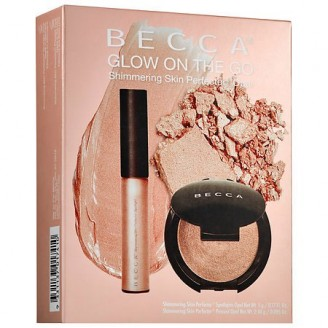 Набор хайлатеров BECCA Glow On The Go