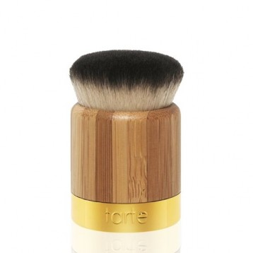 Кисть-аерограф airbuki bamboo powder foundation brush