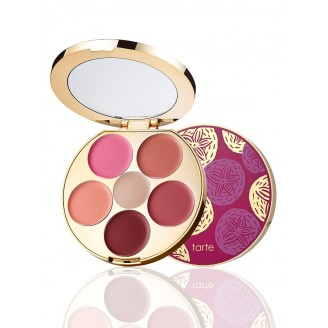 Палетка для макияжа Tarte Limited-edition Kiss & Blush Cream Cheek & Lip Palette