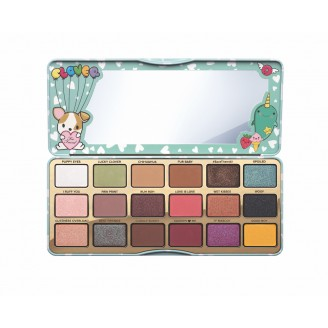 Палетка теней Too Faced Clover Eye Shadow Palette
