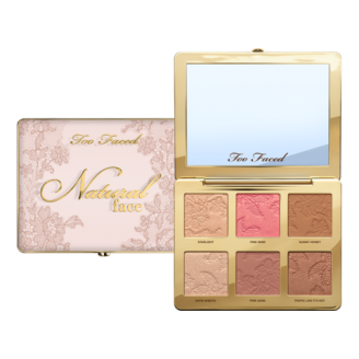 Палетка для макияжа Too Faced Natural Face Palette