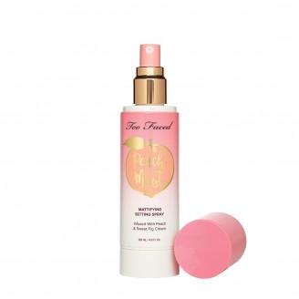 Матирующий спрей-фиксатор Peach Mist Mattifying Setting Spray