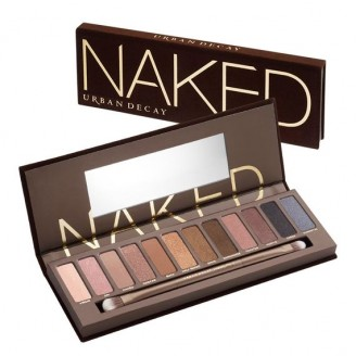 Палетка теней Urban Decay Naked Eyeshadow Palette