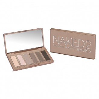 Палетка теней Naked2 Basics Eyeshadow Palette