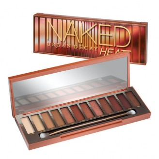 Палетка теней Urban Decay Heat Collection