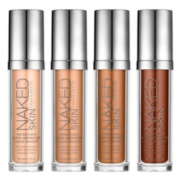 Тональная основа Urban Decay Naked Skin Weightless Ultra Definition Liquid Makeup