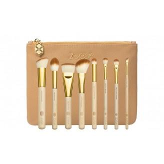 Набор кистей Zoeva Bamboo Set