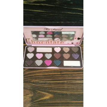 Уценка - Палетка теней для век Too Faced Chocolate Bon Bons