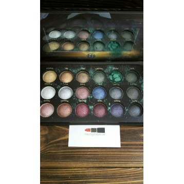 Уценка - Палетка BH Cosmetics Supernova - 18 Color Baked Eyeshadow Palette