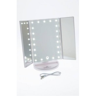 Зеркало IMPRESSIONS VANITY CO Touch 3.0 LED Trifold Makeup Mirror