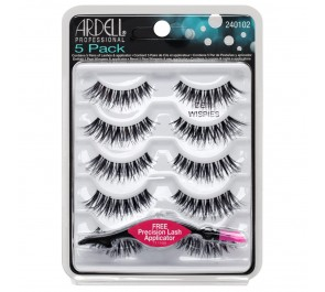 Набор накладных ресниц Ardell Professional 5 Pack Lashes - Demi Wispies Black