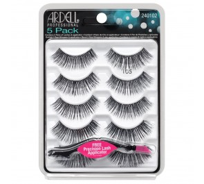 Набор накладных ресниц Ardell Professional 5 Pack Lashes - Natural 105 Black