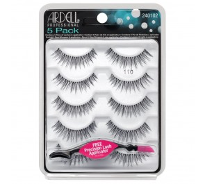 Набор накладных ресниц Ardell Professional 5 Pack Lashes - Natural 110 Black