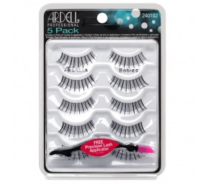 Набор накладных ресниц Ardell Professional 5 Pack Lashes - Natural Babies Black