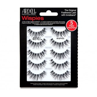 Набор накладных ресниц Ardell Lashes Wispies Multipack (5 Pairs)