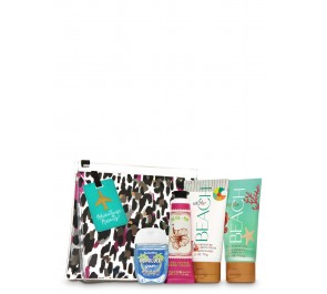 Подарочный набор Bath & Body Works Beach Vibes Gift Set