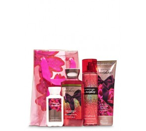 Подарочный набор Bath & Body Works Flower Power Gift Set - A THOUSAND WISHES