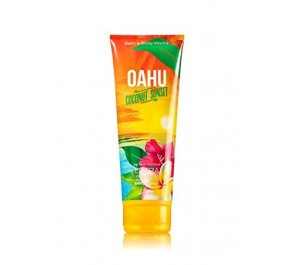 Парфюмированный крем для тела Bath & Body Works Ultra Shea Body Cream - OAHU COCONUT SUNSET