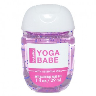 Антибактериальный гель для рук Bath and Body Works PocketBac Yoga Baby With Essential Oils