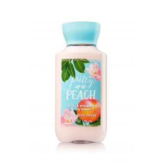 Парфюмированный лосьон для тела Bath & Body Works Super Smooth Body Lotion Travel Size - PRETTY AS A PEACH