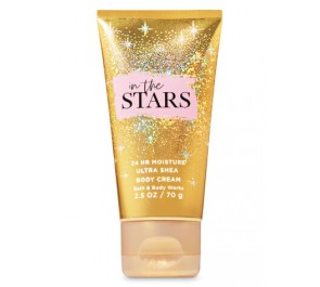 Парфюмированный крем для тела Bath & Body Works Ultra Shea Body Cream Travel Size - IN THE STARS