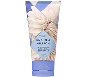 Парфюмированный крем для тела Bath & Body Works Ultra Shea Body Cream Travel Size - ONE IN A MILLION