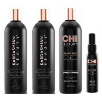 Акция от CHI Luxury Black Seed Oil (4)