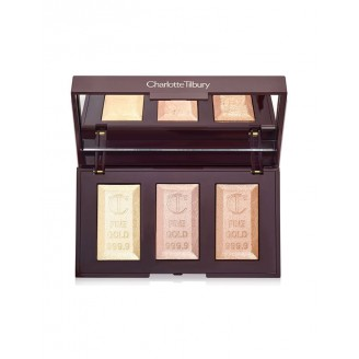Палетка хайлайтеров Charlotte Tilbury Bar of Gold Palette Highlighter Palette