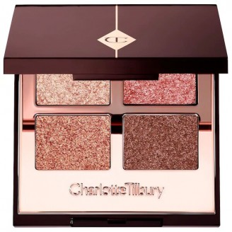 Палетка теней Charlotte Tilbury Luxury Palette Of Pops, Pillow Talk