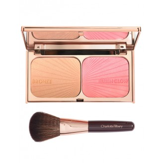 Палетка Charlotte Tilbury Filmstar Bronze & Blush Glow, Light to Medium