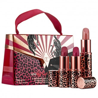 Набор помад Charlotte Tilbury Mini Hot Lips 2 Charms