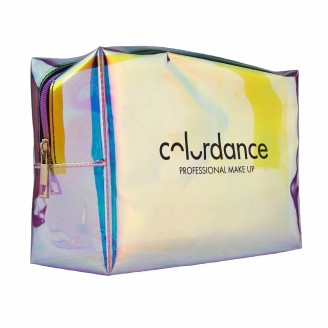 Косметичка Colordance Holographic Bag