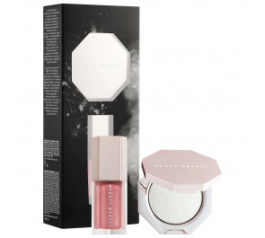 Набор Fenty Beauty Diamond Bomb Baby Mini Face And Lip Set