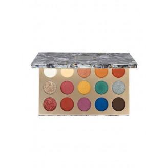 Палетка теней HIPDOT Opulence Eyeshadow Palette