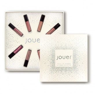 Набор помад Jouer Best of Nudes Lip Crème Collection