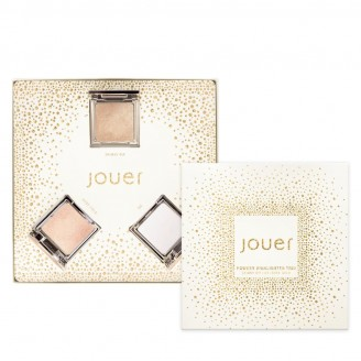 Набор хайлайтеров  Jouer Travel Sized Powder Highlighter Trio Set 2