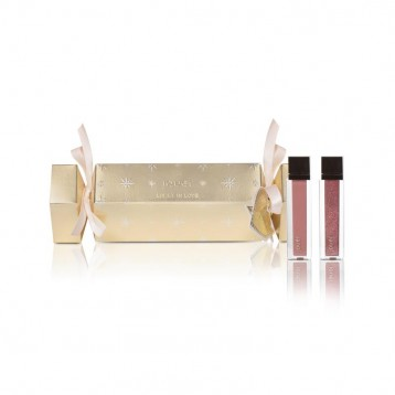 Набор для губ Jouer Lucky In Love Lip Crème & Lip Topper™ Gift Set