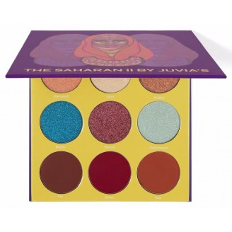 Палетка теней Juvia's Place The Saharan II Eyeshadow Palette