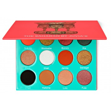 Палетка теней Juvia`s Place The Saharan Palette