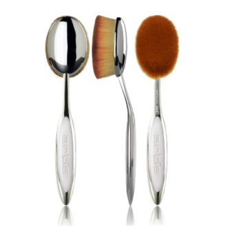 Кисть-щётка ARTIS BRUSH Oval 8 Brush Elite Mirror Collection
